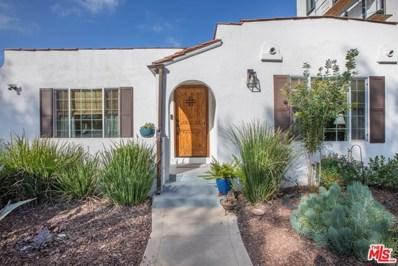 1833 Alsace Avenue, Los Angeles, CA 90019 - MLS#: 20637098