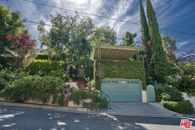 4175 Crisp Canyon Road, Sherman Oaks, CA 91403 - MLS#: 20638780