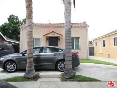6035 3Rd Avenue, Los Angeles, CA 90043 - MLS#: 20639382
