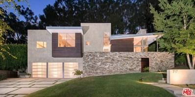 717 Greentree Road, Pacific Palisades, CA 90272 - MLS#: 20639914