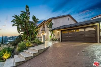 7851 Electra Drive, Los Angeles, CA 90046 - MLS#: 20641766