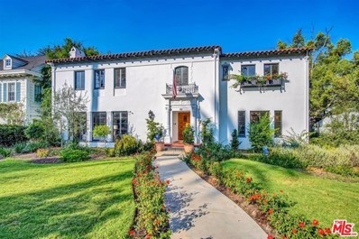 101 S Norton Avenue, Los Angeles, CA 90004 - MLS#: 20641806