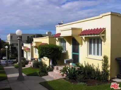 2411 3rd Street UNIT C, Santa Monica, CA 90405 - MLS#: 20643208