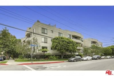 851 N Kings Road UNIT 101, West Hollywood, CA 90069 - MLS#: 20645674