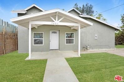 7451 Evans Street, Riverside, CA 92504 - MLS#: 20645918