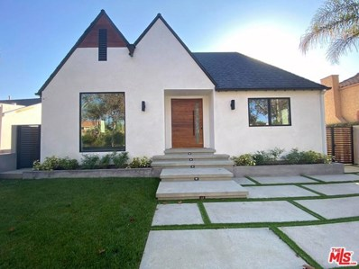 334 S Sycamore Avenue, Los Angeles, CA 90036 - MLS#: 20647134