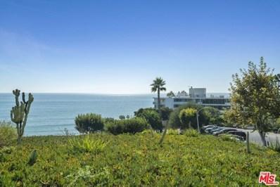 17352 W Sunset Boulevard UNIT 604, Pacific Palisades, CA 90272 - MLS#: 20647220