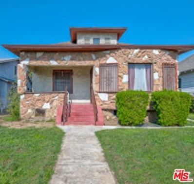 1459 E 43Rd Street, Los Angeles, CA 90011 - MLS#: 20650052