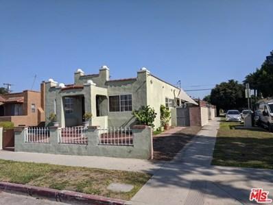 2654 S Dunsmuir Avenue, Los Angeles, CA 90016 - MLS#: 20650958