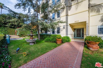 1426 N Laurel Avenue UNIT 408, West Hollywood, CA 90046 - MLS#: 20652730
