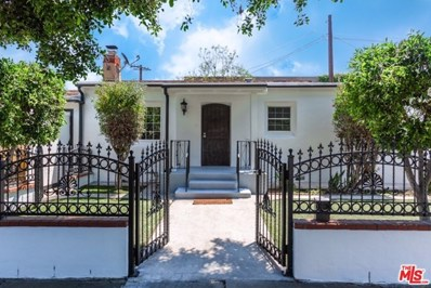 1938 Carmona Avenue, Los Angeles, CA 90016 - MLS#: 20653206