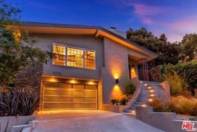 3795 FREDONIA Drive, Los Angeles, CA 90068 - MLS#: 20653616