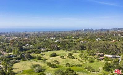 749 San Ysidro Road, Santa Barbara, CA 93108 - MLS#: 20653666