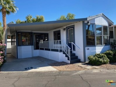 69801 Ramon Road UNIT 14, Cathedral City, CA 92234 - MLS#: 20654760