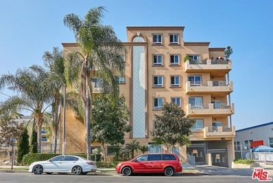 1037 Fedora Street UNIT 205, Los Angeles, CA 90006 - MLS#: 20656786