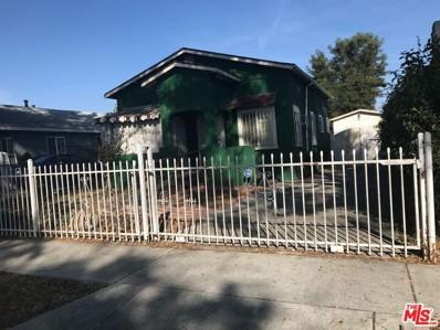 621 W 105Th Street, Los Angeles, CA 90044 - MLS#: 20657744