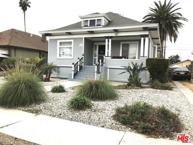 2937 Halldale Avenue, Los Angeles, CA 90018 - MLS#: 20657988