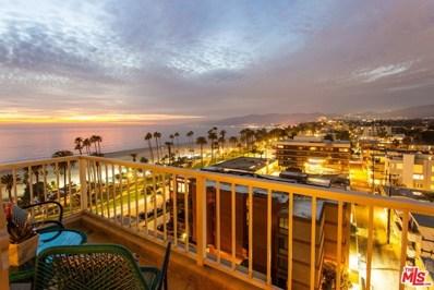 101 CALIFORNIA Avenue UNIT 907, Santa Monica, CA 90403 - MLS#: 20659964