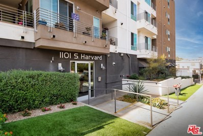 1101 S Harvard Boulevard UNIT 208, Los Angeles, CA 90006 - MLS#: 20663114