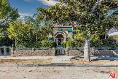 1023 S Wilton Place, Los Angeles, CA 90019 - MLS#: 20663204