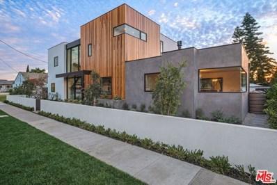 1621 Glyndon Avenue, Venice, CA 90291 - MLS#: 20663786