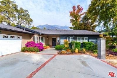 373 Parkman Street, Altadena, CA 91001 - MLS#: 20664078