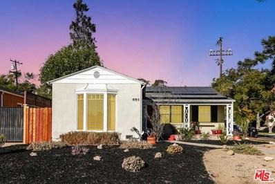 401 W Hillsdale Street, Inglewood, CA 90302 - MLS#: 20666748