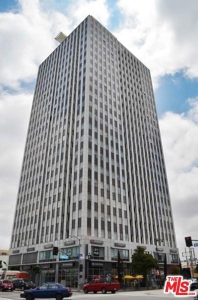 3810 Wilshire Boulevard UNIT 708, Los Angeles, CA 90010 - MLS#: 20667368