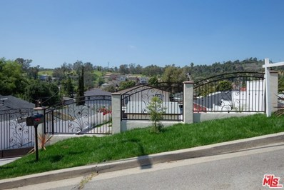 3723 LOMITAS Drive, Los Angeles, CA 90032 - MLS#: 20667520