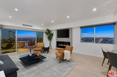 1155 N La Cienega Boulevard UNIT 1006, West Hollywood, CA 90069 - MLS#: 20669906