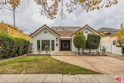 318 S Sycamore Avenue, Los Angeles, CA 90036 - MLS#: 20670802