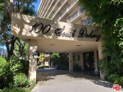 100 S Doheny Drive UNIT 402, Los Angeles, CA 90048 - MLS#: 20672376