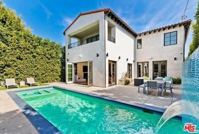 321 N LA JOLLA Avenue, Los Angeles, CA 90048 - MLS#: 20674018