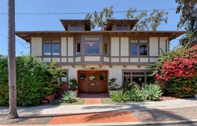 1877 LYNDON ROAD, San Diego, CA 92103 - MLS#: 210000254
