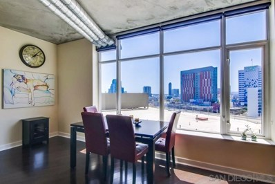 1080 Park Blvd UNIT 802, San Diego, CA 92101 - MLS#: 210000594