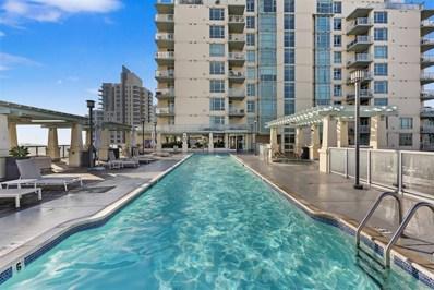 850 Beech St UNIT 601, San Diego, CA 92101 - MLS#: 210000670