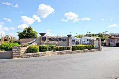 1401 El Norte Pkwy UNIT SPC 196, San Marcos, CA 92069 - MLS#: 210000715