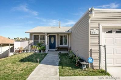 103 65th Street, San Diego, CA 92114 - MLS#: 210000787
