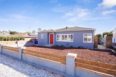 5851 Alleghany, San Diego, CA 92139 - MLS#: 210000882