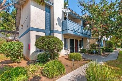 5890 Reo Terrace UNIT C, San Diego, CA 92139 - MLS#: 210000934