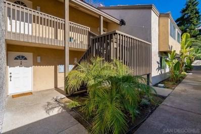 8541 Villa La Jolla Dr UNIT A, La Jolla, CA 92037 - MLS#: 210001068