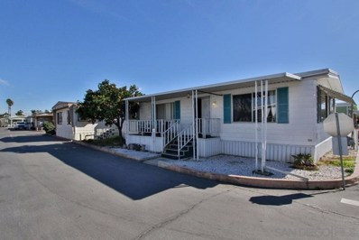 677 G St UNIT 64, Chula Vista, CA 91910 - MLS#: 210001099