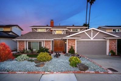 3367 Mount Carol, San Diego, CA 92111 - MLS#: 210001175