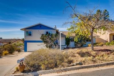 1626 La Mesa Avenue, Spring Valley, CA 91977 - MLS#: 210001256