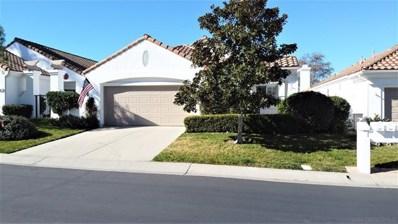 4891 Thebes Way, Oceanside, CA 92056 - MLS#: 210001679