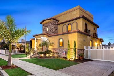 3646 Promontory, San Diego, CA 92109 - MLS#: 210001844