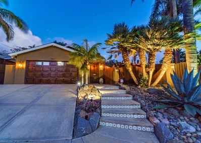 1927 Playa Riviera Dr, Cardiff by the Sea, CA 92007 - MLS#: 210001961