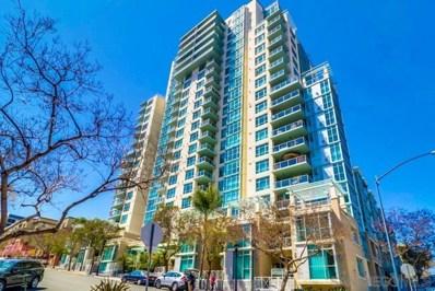 850 Beech St UNIT 1301, San Diego, CA 92101 - MLS#: 210002173