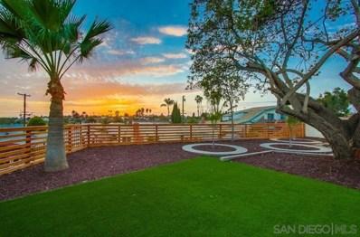 2468 Larrabee Pl, San Diego, CA 92123 - MLS#: 210003595