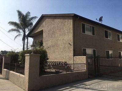 3285 OCEAN VIEW UNIT 15, San Diego, CA 92113 - MLS#: 210003782